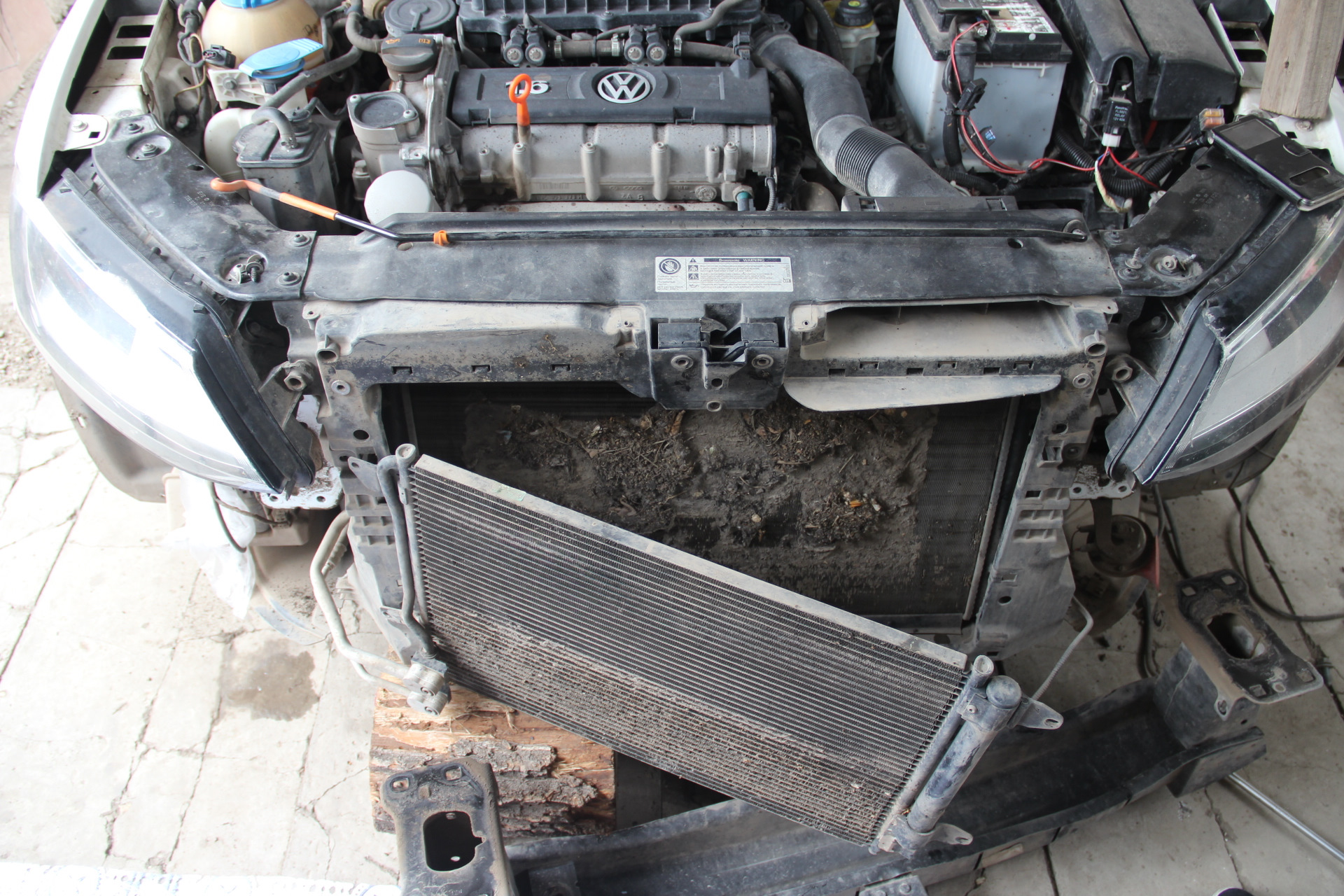 промывка двигателя фольксваген джетта 2012