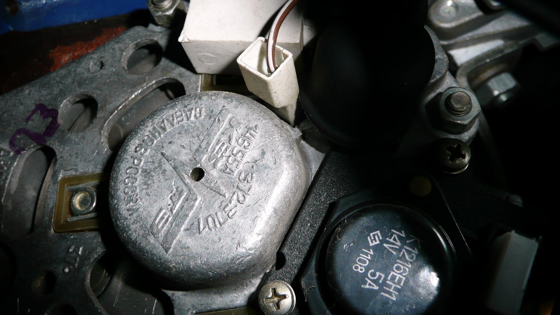 Фото №18 - недозаряд генератор ВАЗ 2110