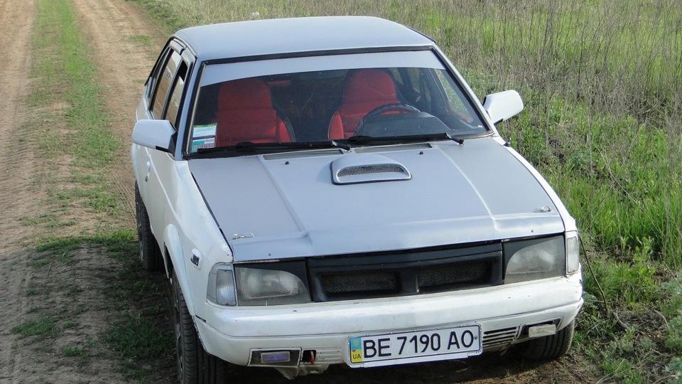 То ремонт москвич 2141