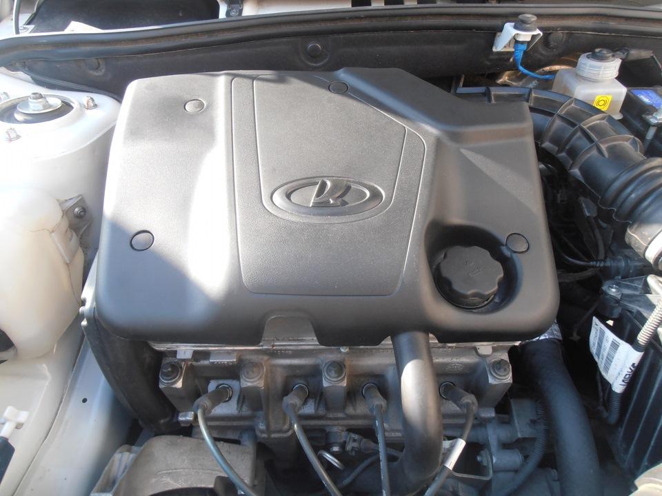 Крышка на двигатель своими руками 321