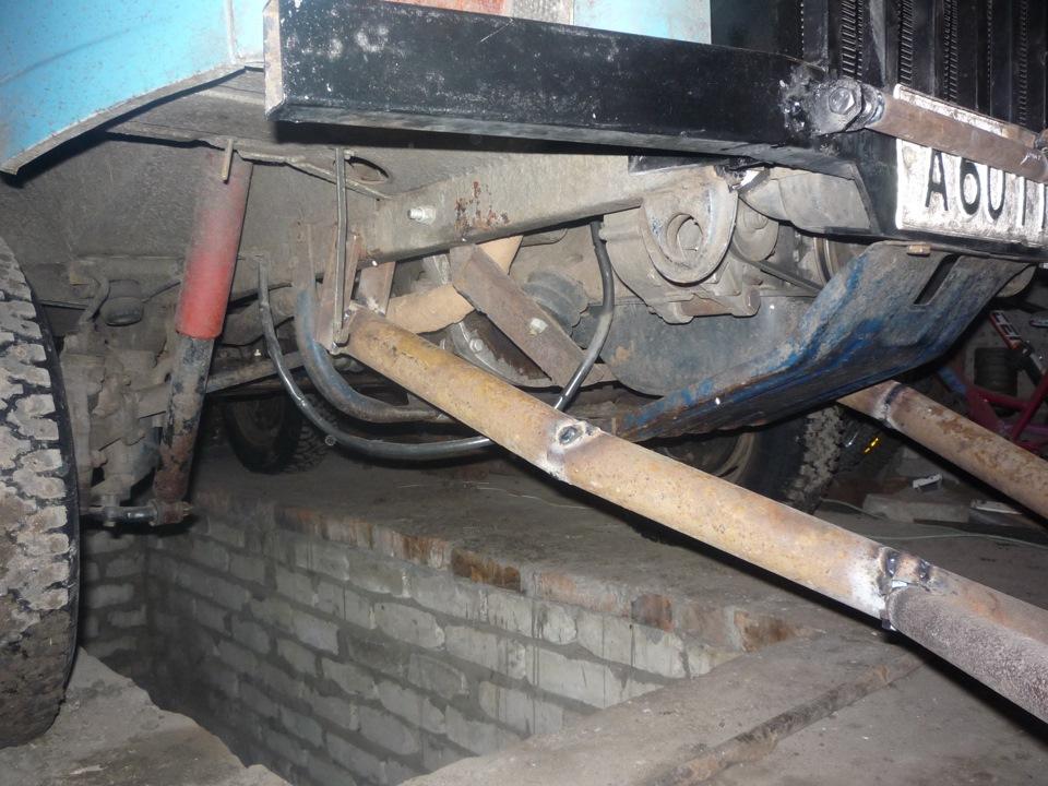 фото как поставить отвал на луаз товарищи цеху