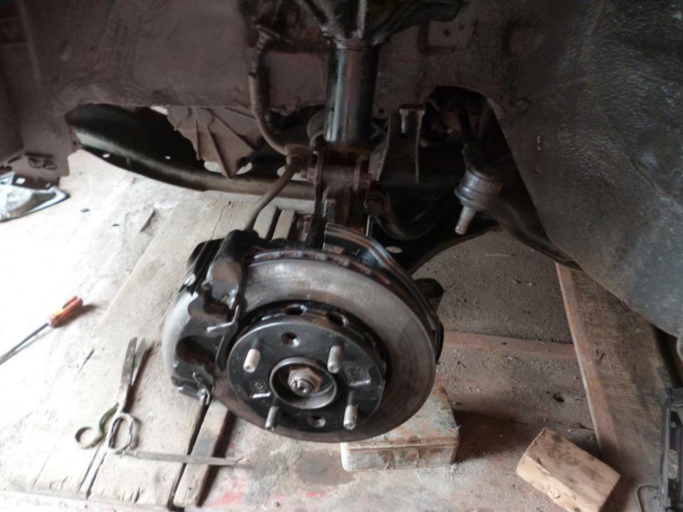 Замена сайлентблока нижнего рычага форд фокус 2 рестайлинг