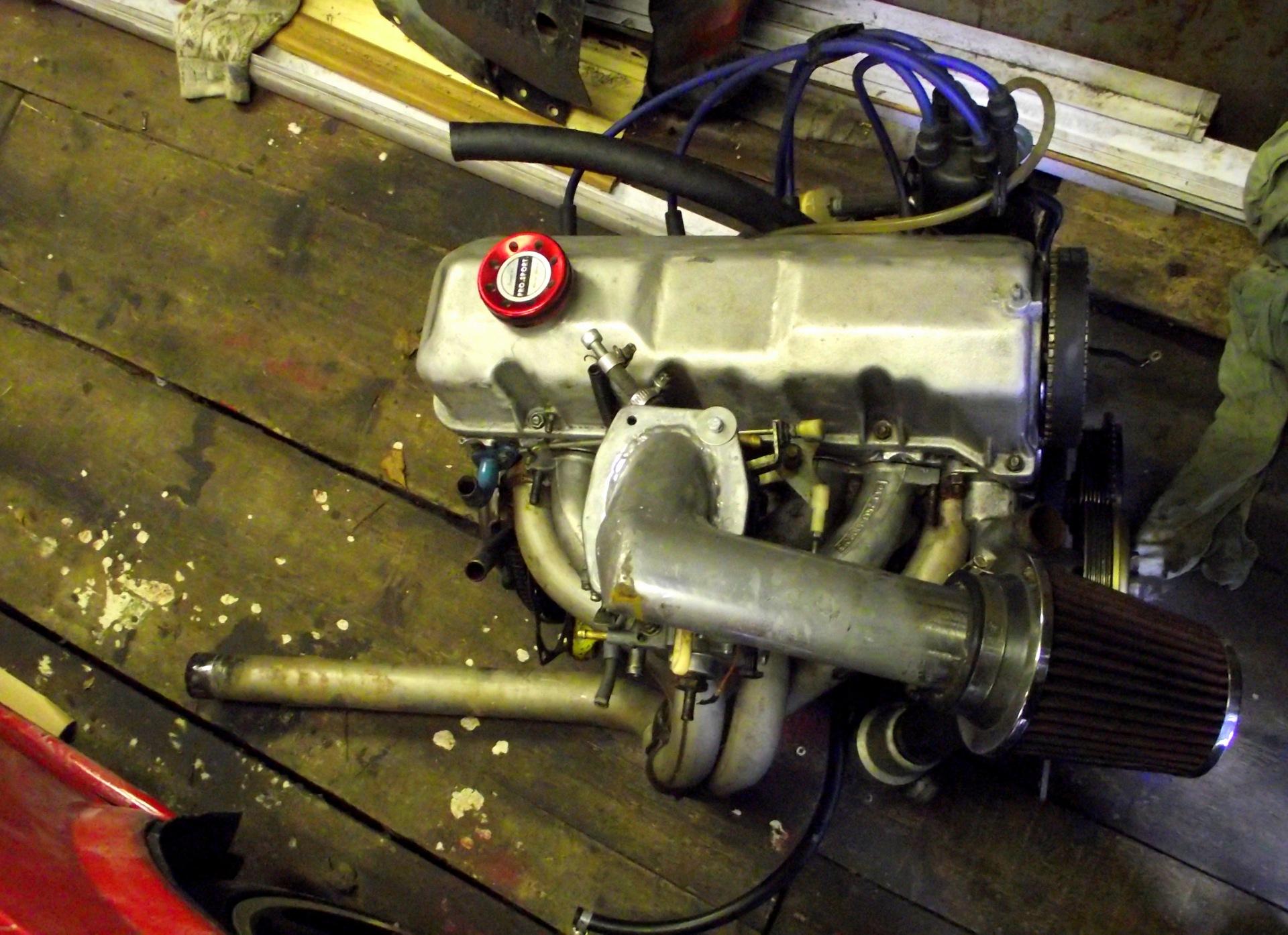 Как сделать мощный двигатель ваз 2101