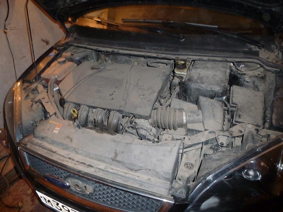 Замена сцепления на форде фокус 2