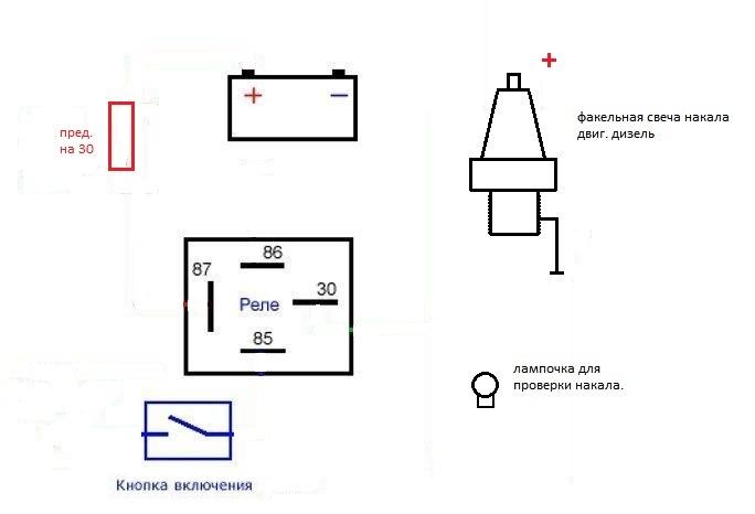 складские, офисные схема подключения реле свечей накала хай-беста Анекдот