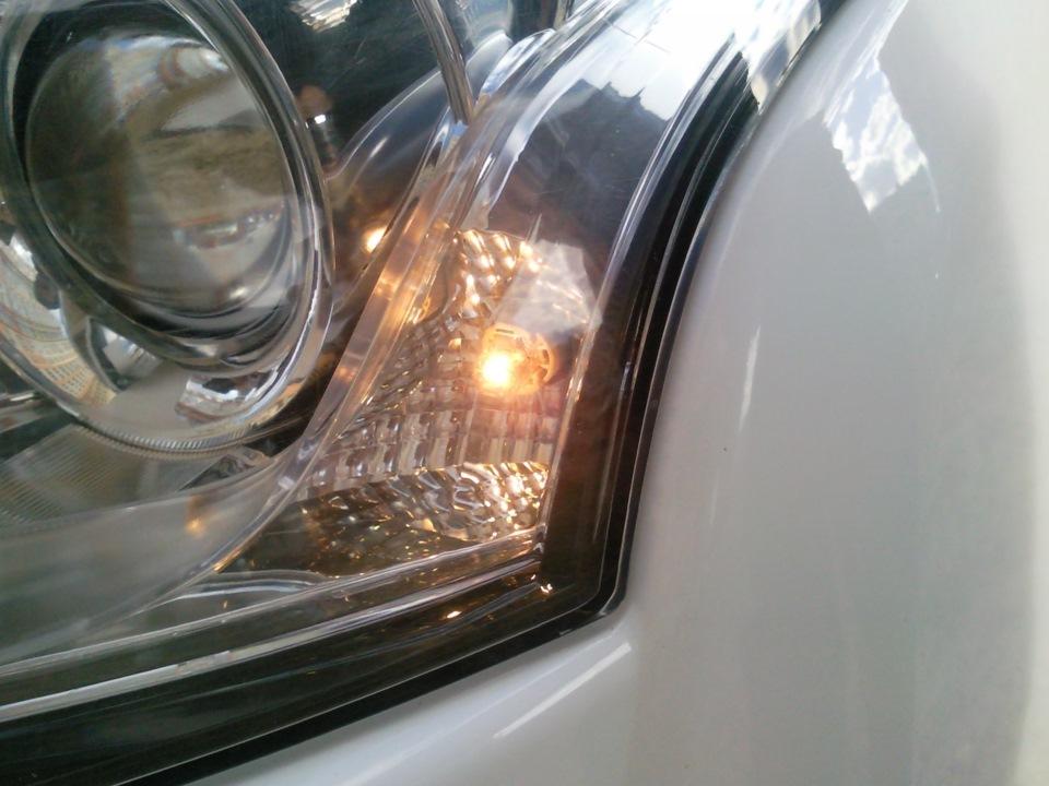 лампочки на габариты mitsubishi outlander