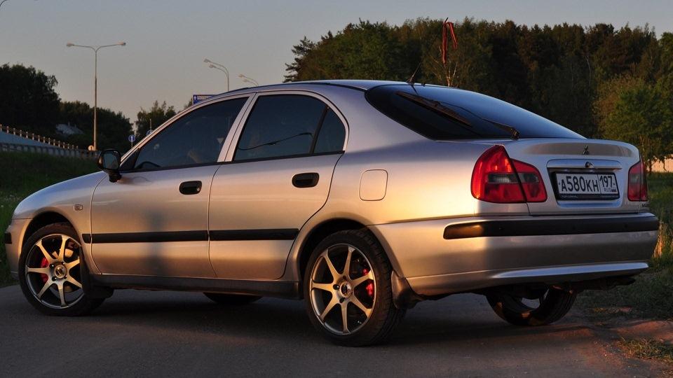 Mitsubishi Carisma Russian Gioconda Drive2