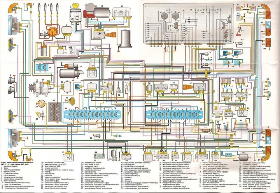 схема приборки газ Рижская