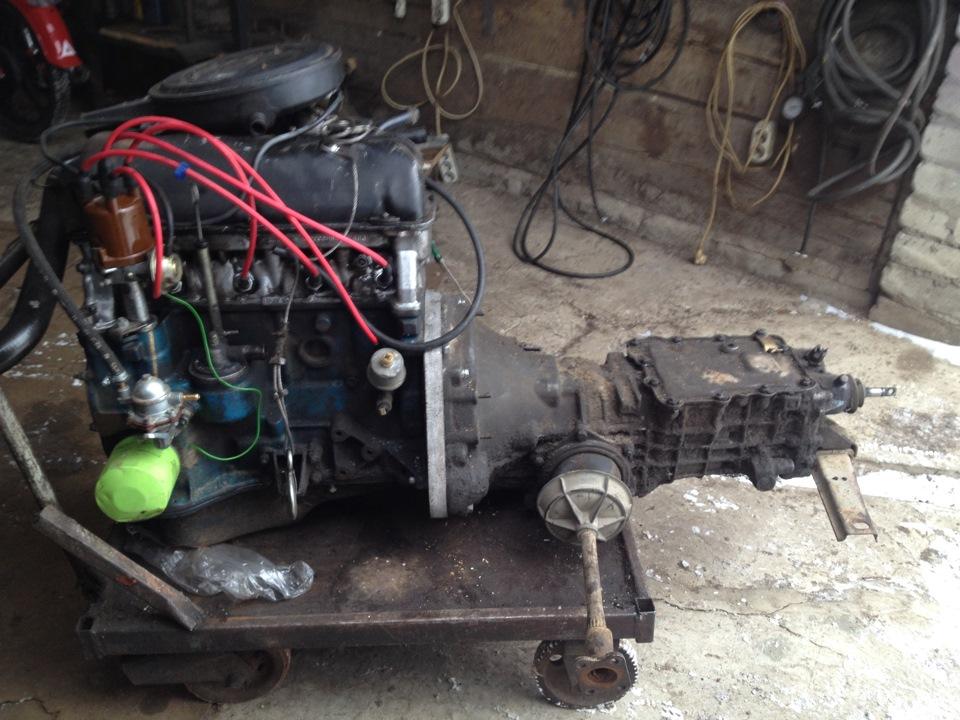 двигатель мотоблока плюс кпп ваз передний привод 580100890
