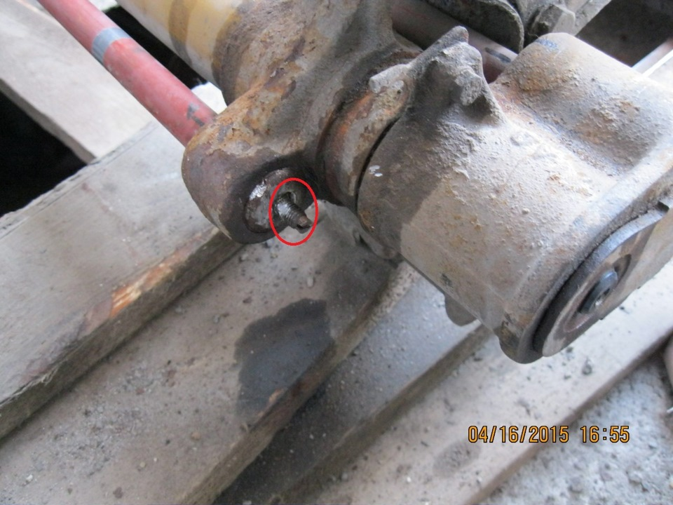 ремонт торсионов ситроен