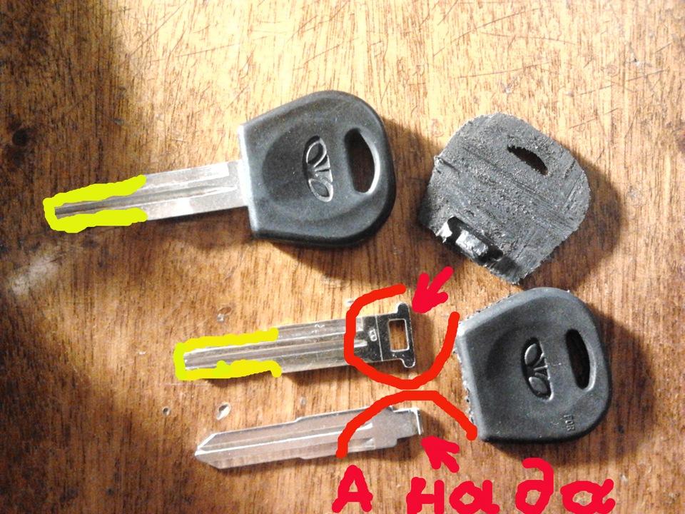 Как сделать выкидной ключ своими руками 789