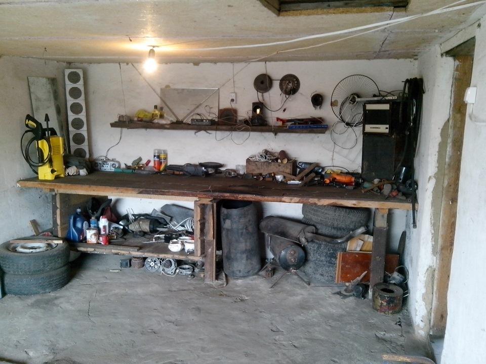Как построить гараж своими руками СТРОИМ ДОМ вместе