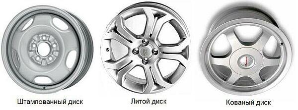 72e7fees 960 - Штампованные диски какие выбрать