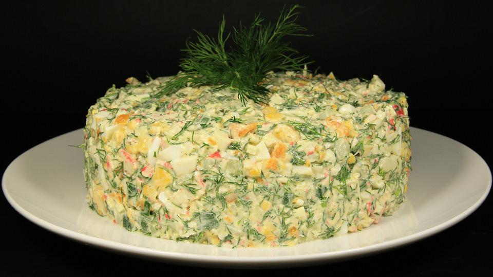 23 08 2014 автор салат крабовыми палочками фото готовка салата