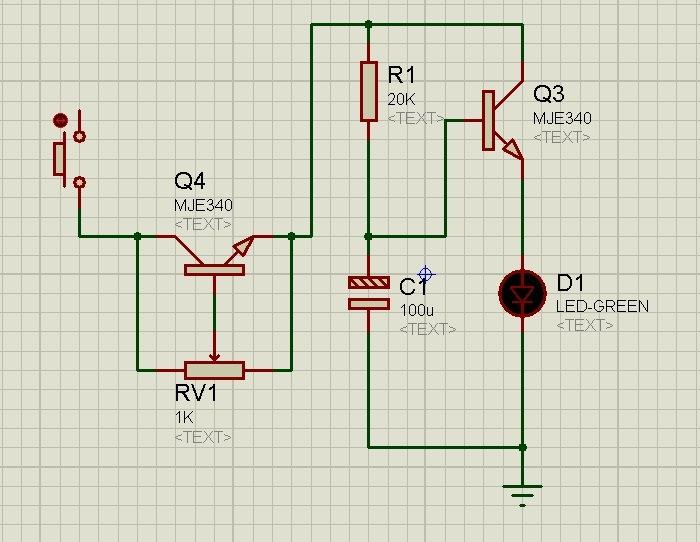 Схема регулятора с розжигом: