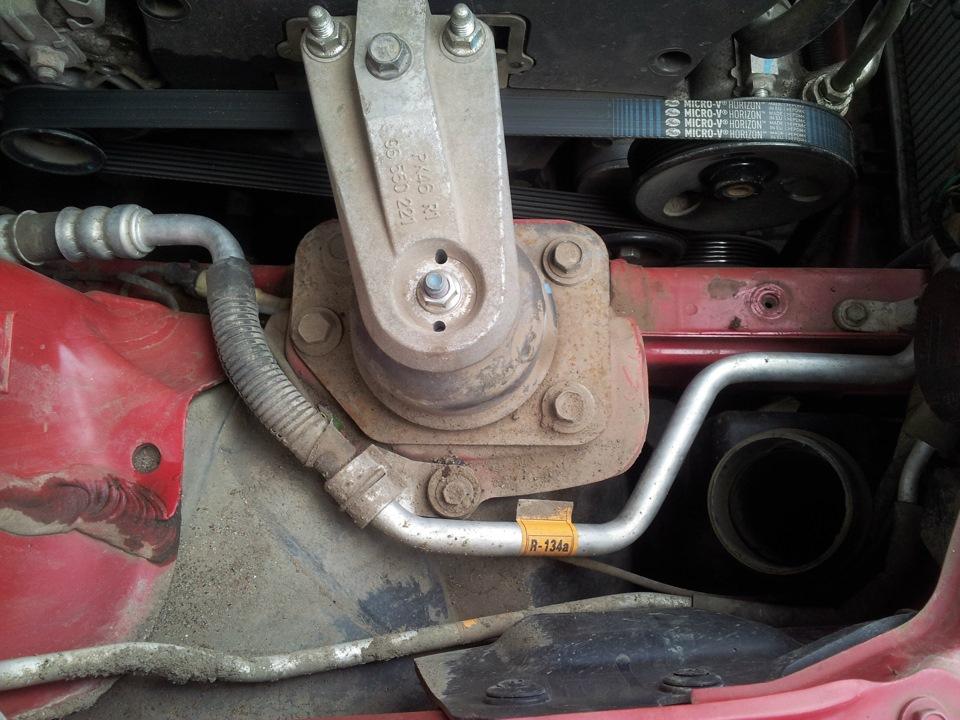 подушки двигателя на chevrolet lacetti