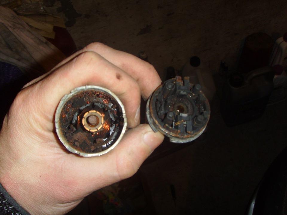 Помпа опель омега а ремонт