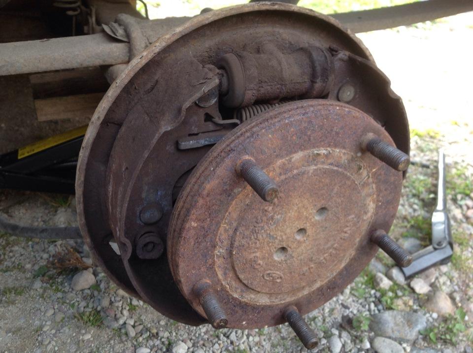 Замена шпилек заднего колеса форд транзит спарко фото 545-856