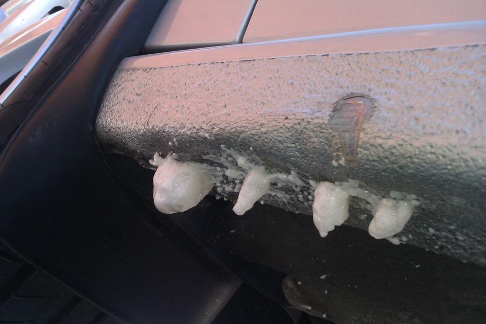 Как выправить порог автомобиля своими руками