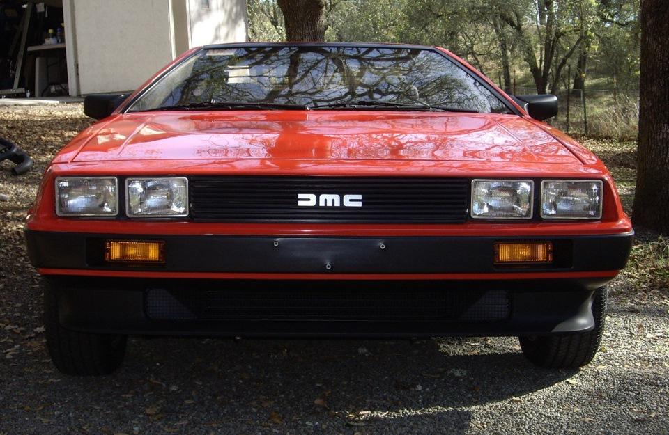 Time Capsule  DeLorean DMC-December 1981-year city 981 miles — DRIVE2 317d90628d0
