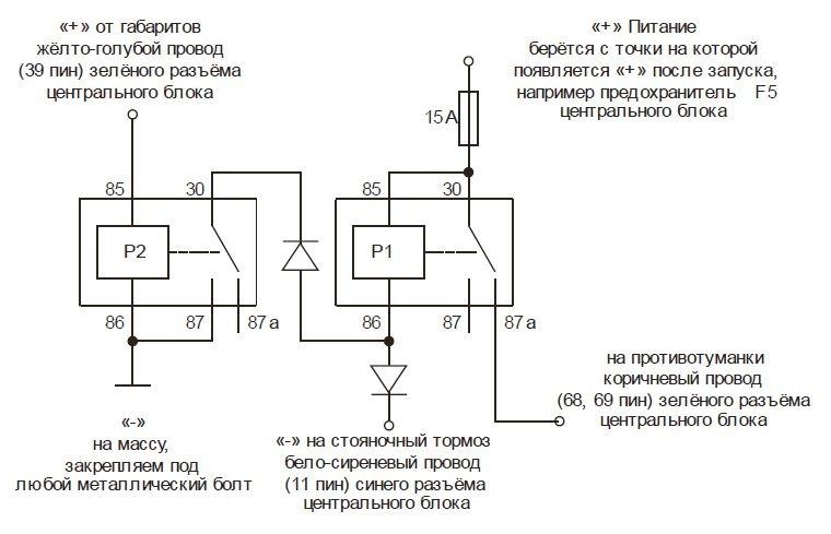 Описание диода кд522, кд522 маркировка, кд522 цоколевка ...