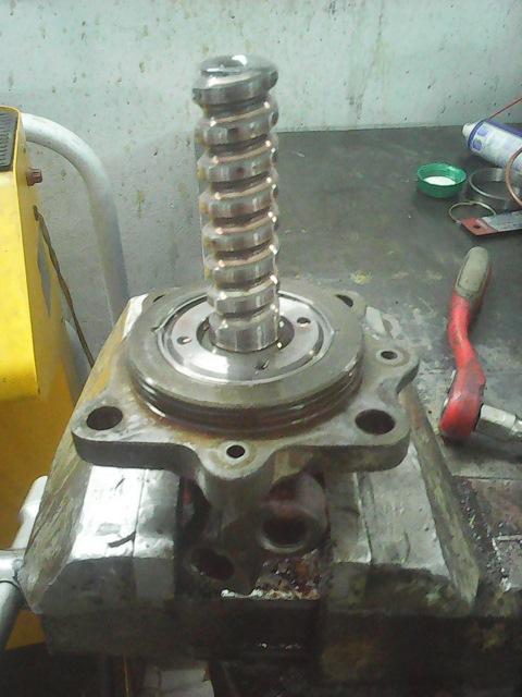 Ремонт рулевого редуктора газ 21 своими руками