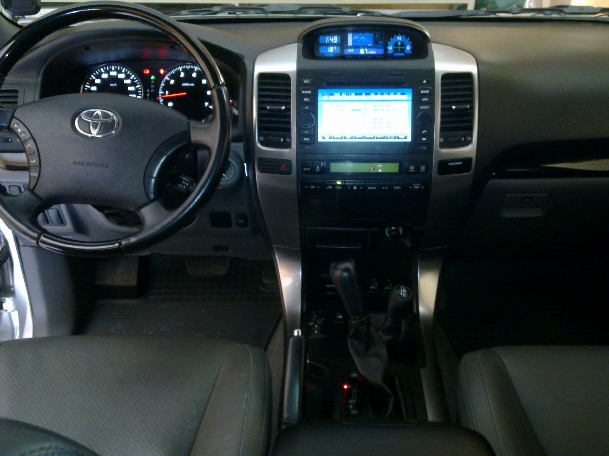 Toyota Land Cruiser Prado 2014, дизель, 3000 куб.см, 173...