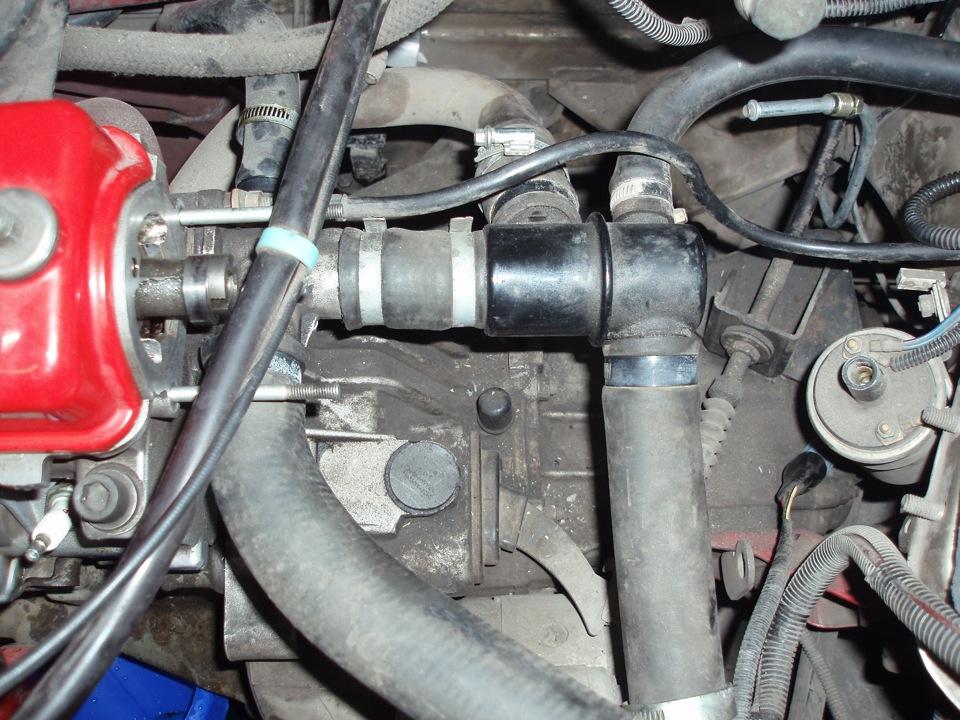 Фото №29 - замена термостата на ВАЗ 2110