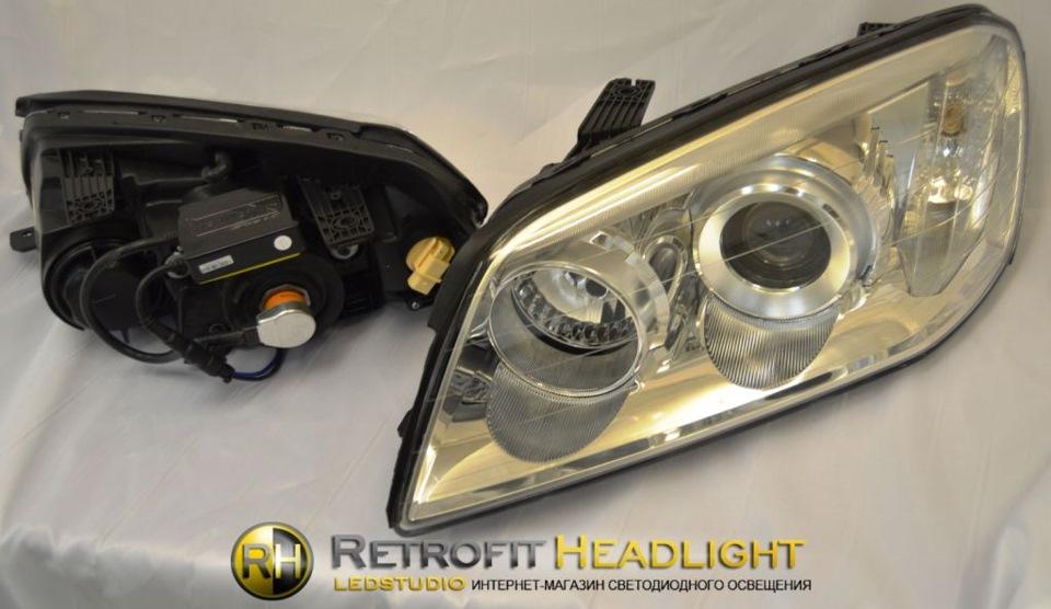 Как заменить лампочку ближнего света на шевроле каптива - Ремонт и сервис