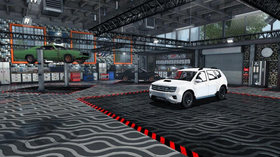 Скачать игру car mechanic simulator 2015 с русскими машинами