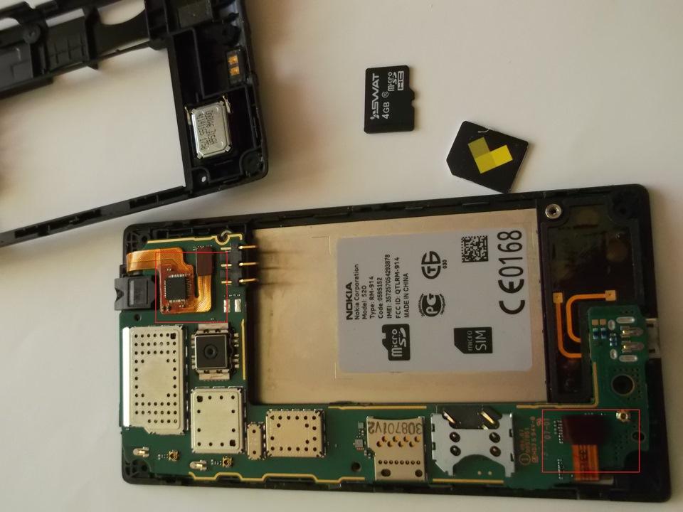 Замена тачскрина на Lumia 520 - DRIVE2