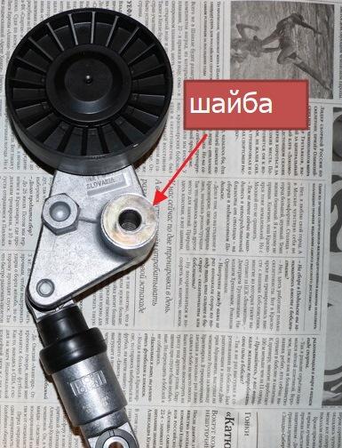 ремонт генератора опель вектра с 2.2 dti
