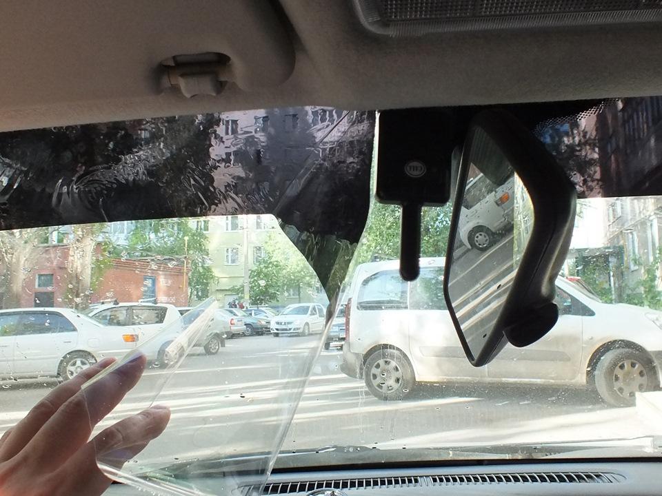 73edc98s 960 - Тонировочная полоса на лобовое стекло