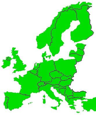 Set Of Poi Campsites Of Europe For Igo Maps November Drive2