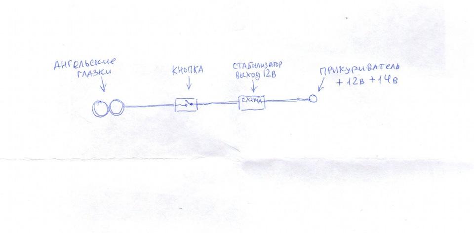 Klic89. спасибо. крен8б -1шт диод 1N4007 -1шт радиатор -1шт. denis-sir. и. вот стабилизатор обычный. бж нашел схему у.
