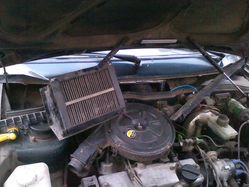 Двигатель на печку ваз