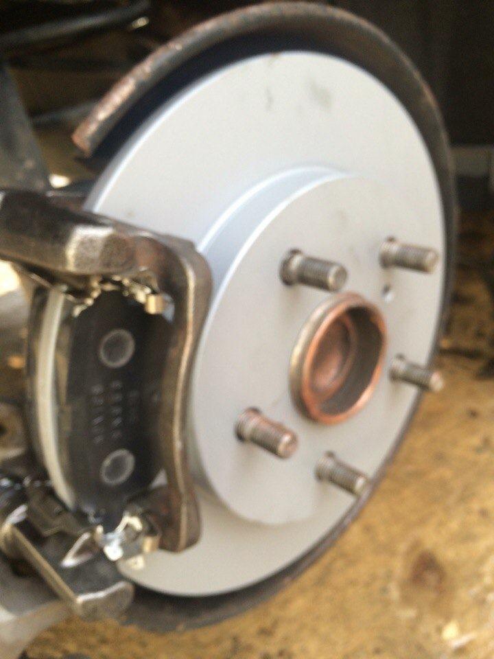 Замена заднего тормозного цилиндра королла 120 Замена рулевого наконечника вольво хс90