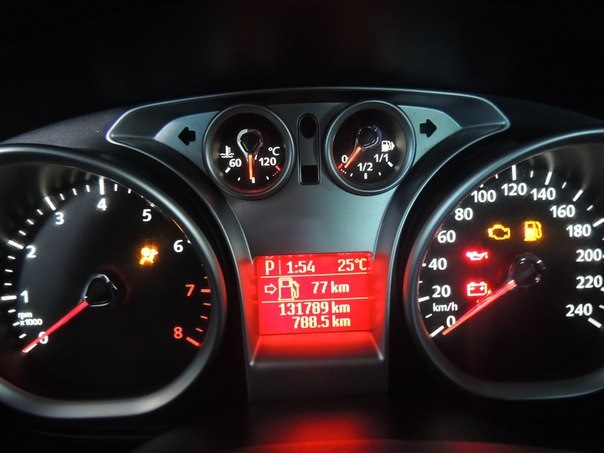 ford s-max как скрутить пробег