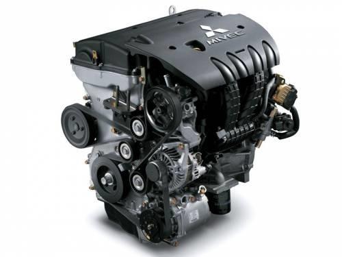 Двигатель Митсубиси Ланцер 10