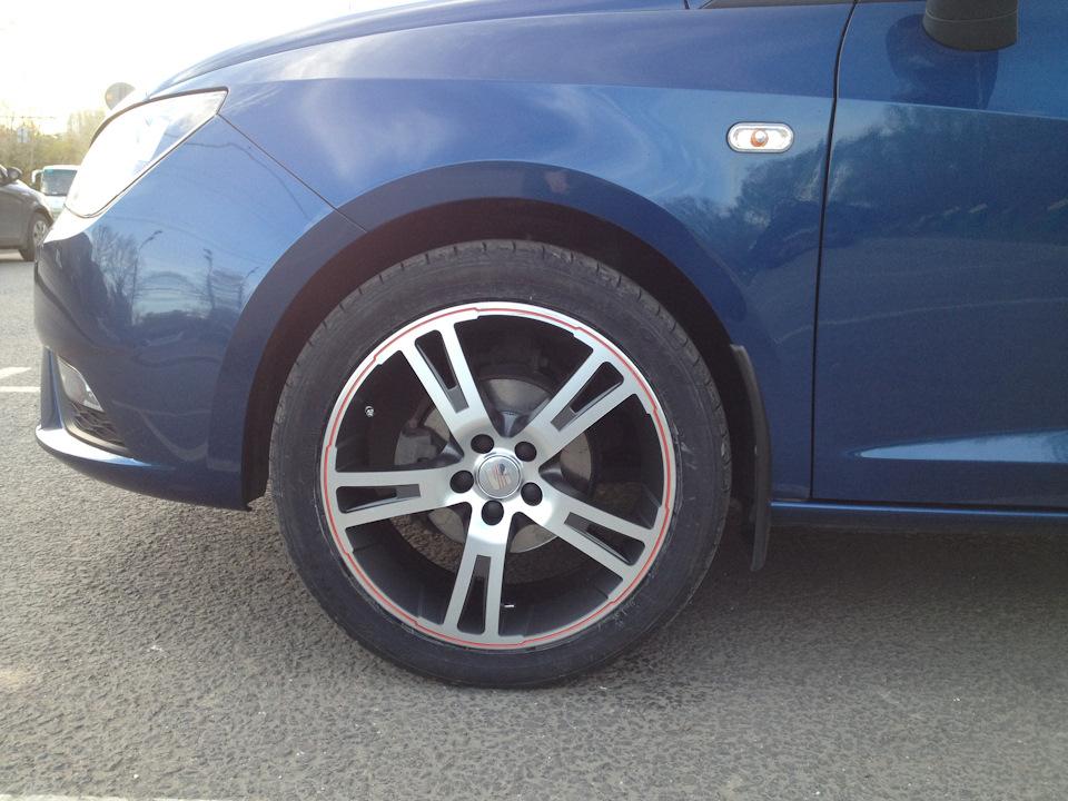 Seat Ibiza 6j desde Moscú 74593f1s-960