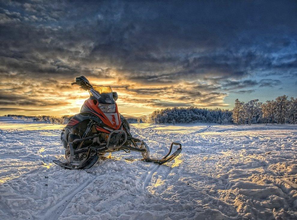 новых сериях снегоход красивые картинки них лучше