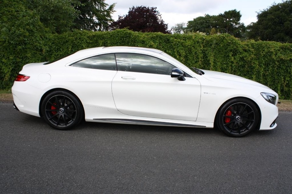 Mercedes benz s63 amg coupe 2015 c217 for 2015 mercedes benz s63 amg coupe