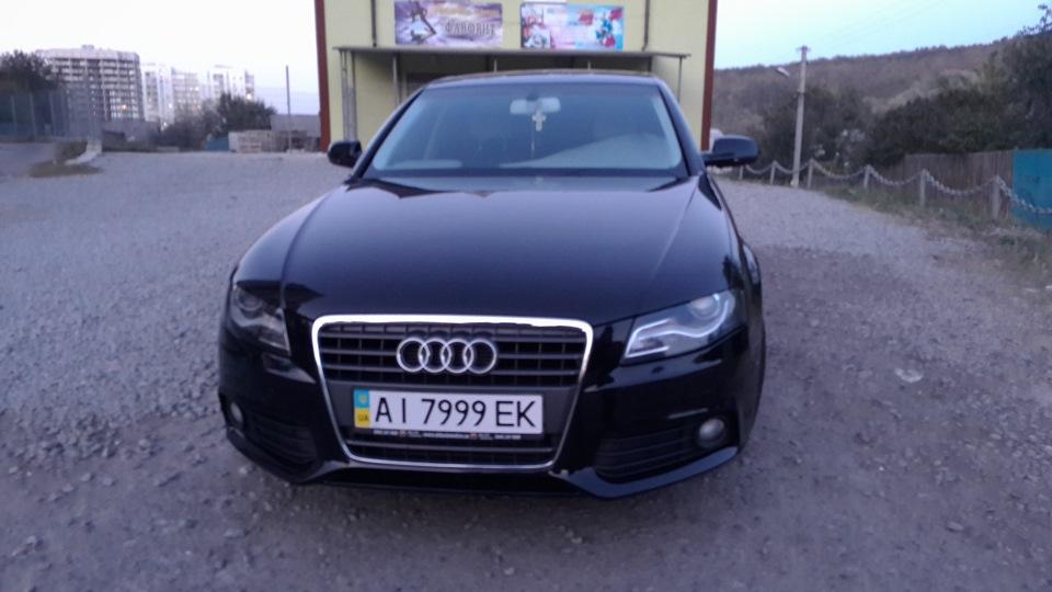 Audi A4 18tfsi Drive2