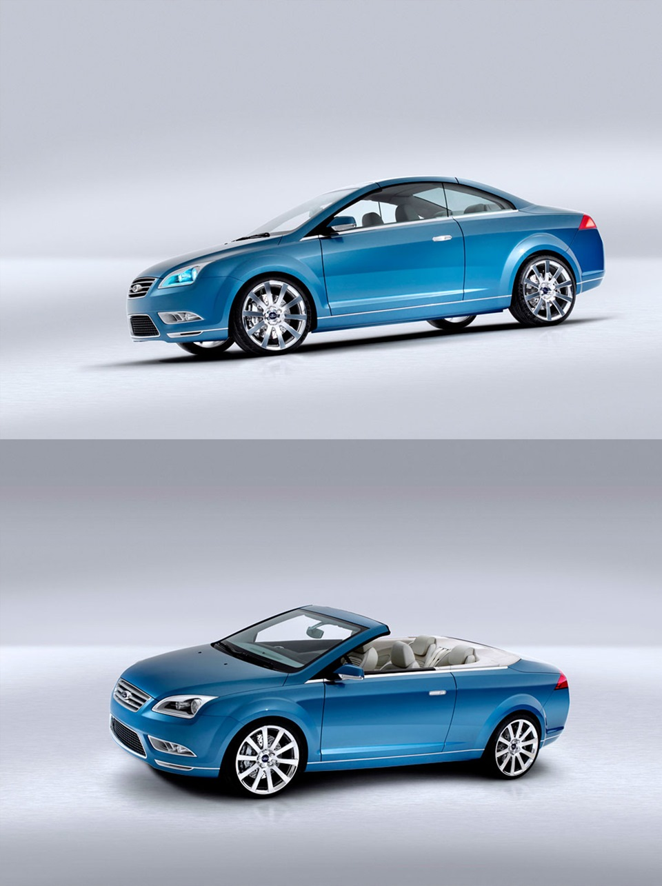Ford Focus Coupe Cabriolet (Форд Фокус Купе Кабриолет)