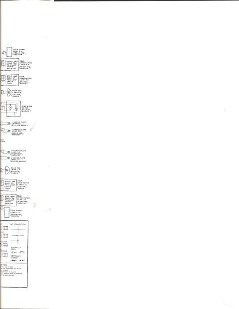 Общая схема проводки, всё