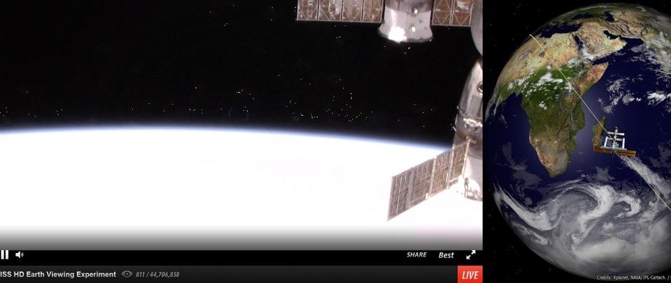 international space station tracker - 960×406