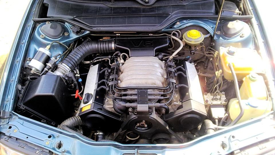 Двигатели ауди 100 2.3