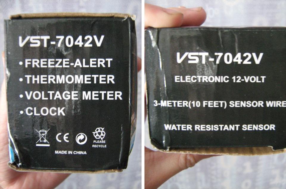 74f1116s 960 - Электронные часы в ваз 2106