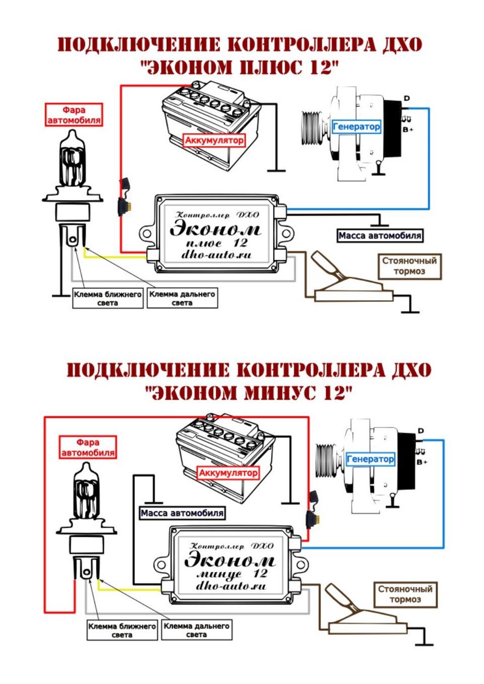 Схема подключения дневных огней фокус 3