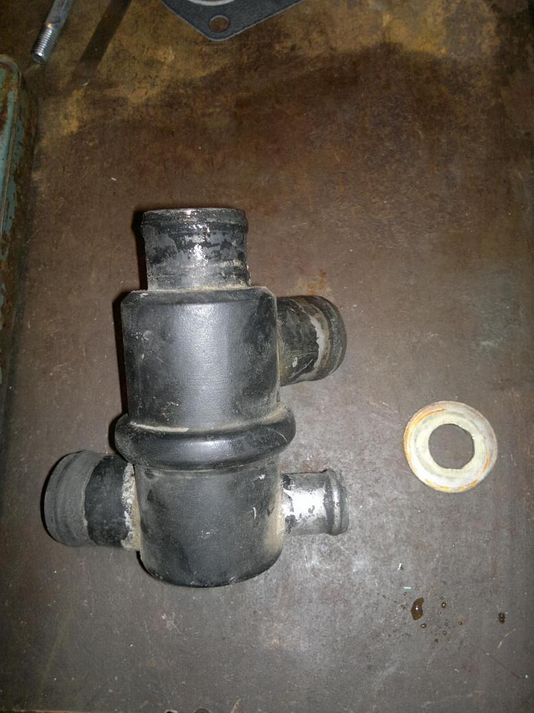 Фото №30 - клапан термостата ВАЗ 2110